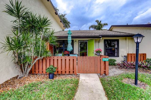 7909 SE Villa Circle, Hobe Sound, FL 33455 (MLS #RX-10697219) :: Berkshire Hathaway HomeServices EWM Realty