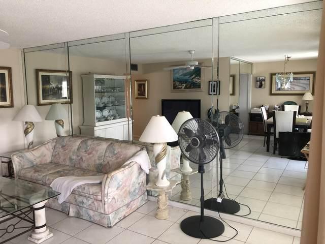109 Kent G, West Palm Beach, FL 33417 (MLS #RX-10697225) :: The Paiz Group