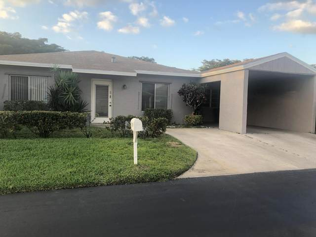 14736 Wildflower Lane, Delray Beach, FL 33446 (#RX-10697230) :: Ryan Jennings Group