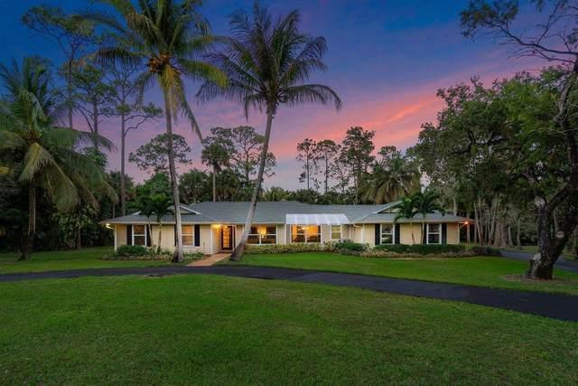 12623 Quercus Lane, Wellington, FL 33414 (MLS #RX-10697235) :: Castelli Real Estate Services