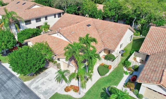 10065 53rd Way S #1102, Boynton Beach, FL 33437 (#RX-10697246) :: Posh Properties