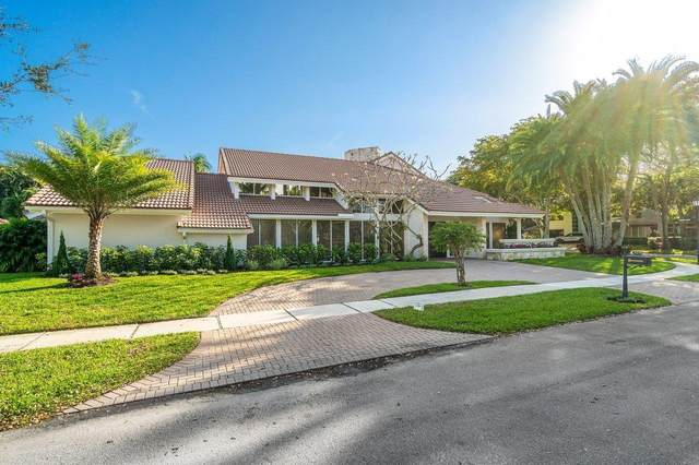3270 St James Drive, Boca Raton, FL 33434 (MLS #RX-10697248) :: Dalton Wade Real Estate Group