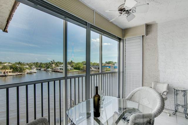 646 Snug Harbor Drive H402, Boynton Beach, FL 33435 (#RX-10697249) :: Posh Properties