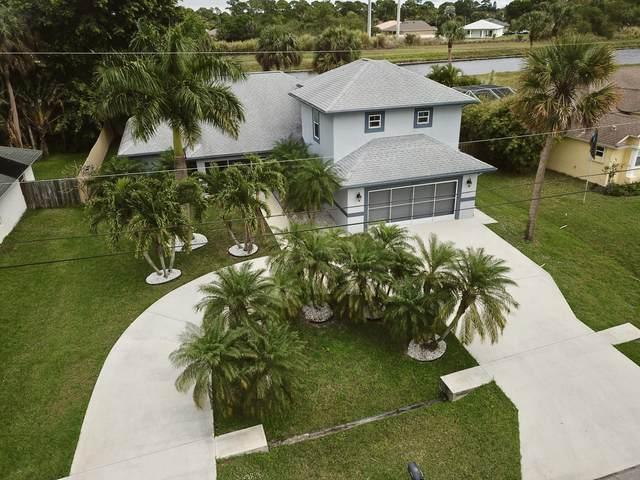 2231 SW Salmon Road, Port Saint Lucie, FL 34953 (#RX-10697256) :: Posh Properties