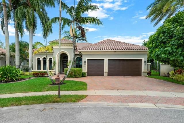17646 Circle Pond Court, Boca Raton, FL 33496 (MLS #RX-10697261) :: Castelli Real Estate Services