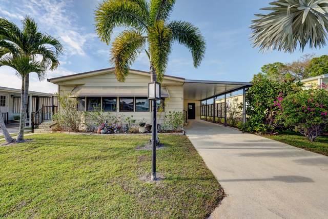460 La Buona Vita Drive, Fort Pierce, FL 34952 (#RX-10697264) :: Posh Properties