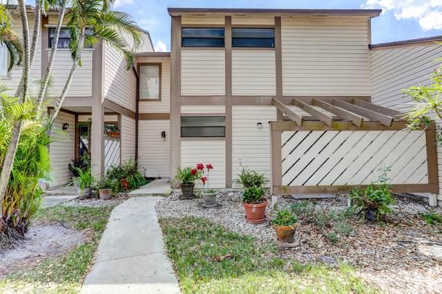 106 Sherwood Circle 2B, Jupiter, FL 33458 (MLS #RX-10697266) :: Castelli Real Estate Services