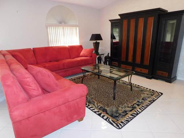 5107 Europa Drive O, Boynton Beach, FL 33437 (#RX-10697271) :: Posh Properties