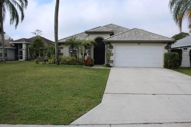 1011 Song Sparrow Lane, Wellington, FL 33414 (MLS #RX-10697296) :: Berkshire Hathaway HomeServices EWM Realty