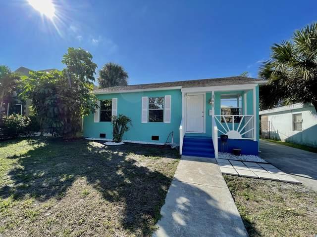 966 39th Court, West Palm Beach, FL 33407 (MLS #RX-10697302) :: Castelli Real Estate Services