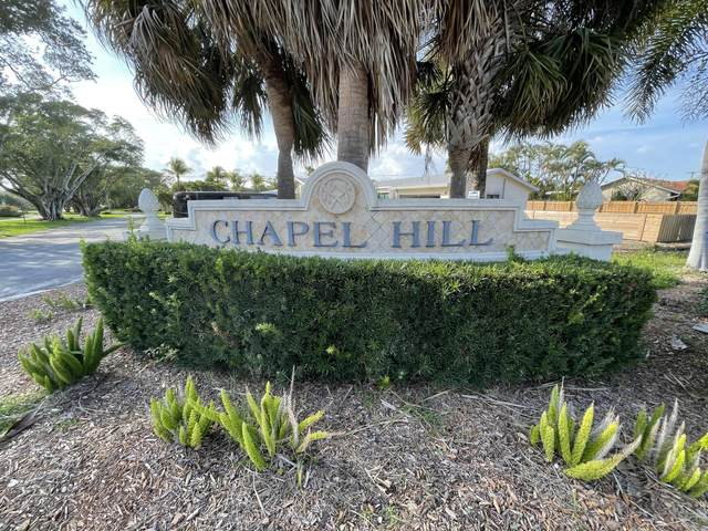 405 Chapel Hill Boulevard, Boynton Beach, FL 33435 (MLS #RX-10697319) :: Castelli Real Estate Services