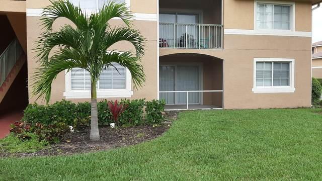 3678 NW Mediterranean Lane 12-107, Jensen Beach, FL 34957 (MLS #RX-10697325) :: Castelli Real Estate Services