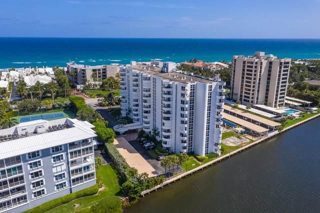 2200 S Ocean Boulevard #102, Delray Beach, FL 33483 (#RX-10697329) :: The Rizzuto Woodman Team