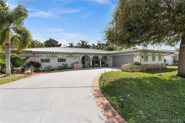 1460 SE Sunshine Avenue, Port Saint Lucie, FL 34952 (MLS #RX-10697337) :: Castelli Real Estate Services