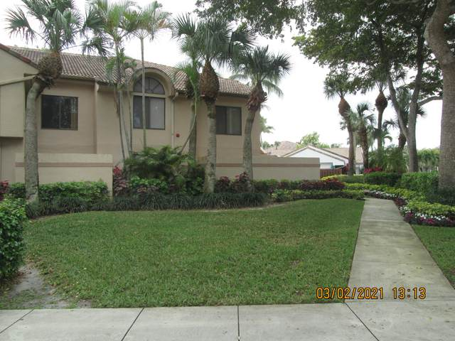 7338 Clunie Place #13702, Delray Beach, FL 33446 (#RX-10697343) :: Heather Towe | Keller Williams Jupiter