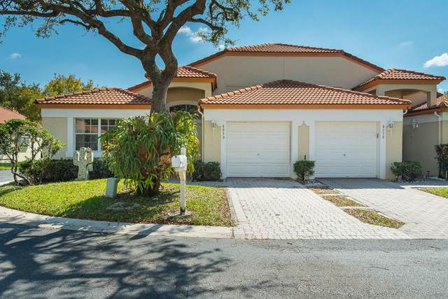 8030 N Tranquility Lake Drive, Delray Beach, FL 33446 (MLS #RX-10697347) :: Castelli Real Estate Services