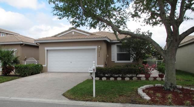 2154 Man Of War, West Palm Beach, FL 33411 (MLS #RX-10697350) :: Castelli Real Estate Services