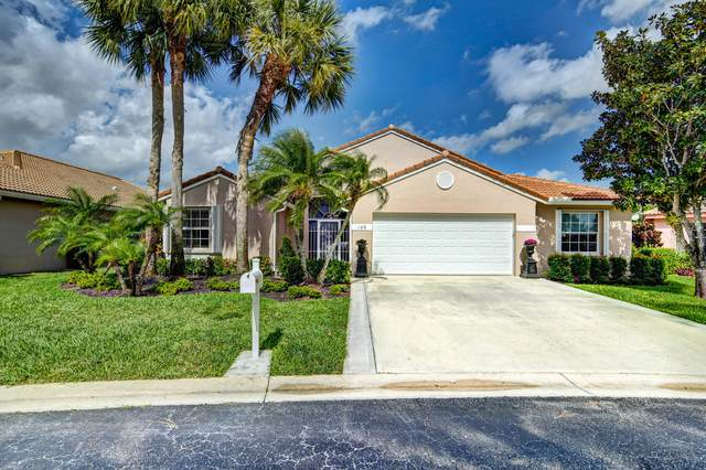 148 Egret Circle, Lake Worth, FL 33449 (#RX-10697387) :: Treasure Property Group