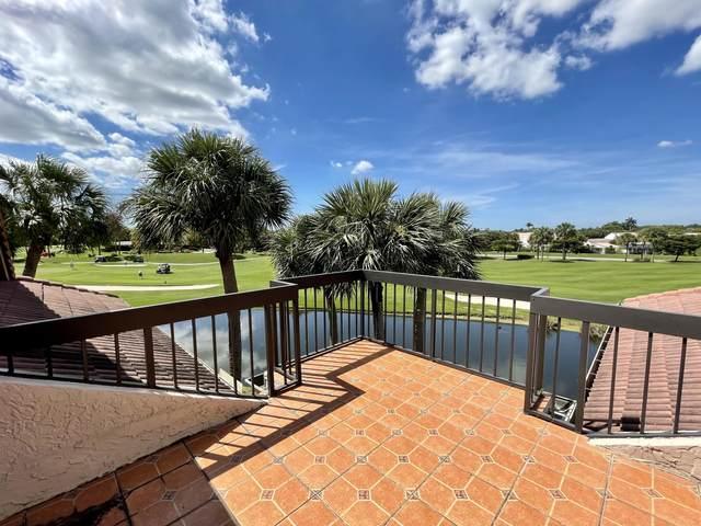 19387 Sabal Lake Drive #5026, Boca Raton, FL 33434 (MLS #RX-10697396) :: Dalton Wade Real Estate Group
