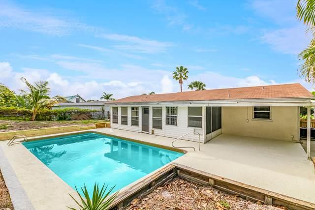 1663 NE 24th Street, Jensen Beach, FL 34957 (MLS #RX-10697422) :: Castelli Real Estate Services