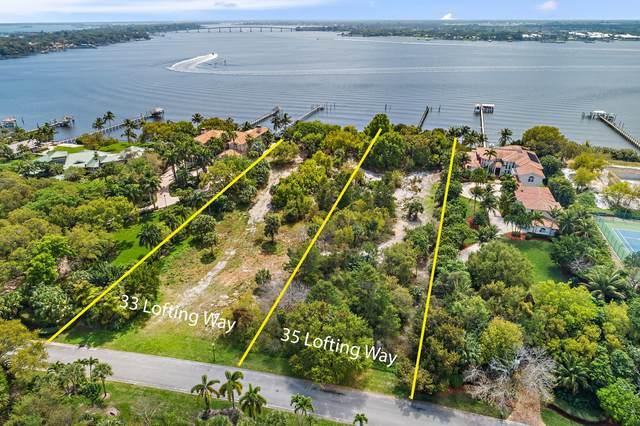 35 NE Lofting Way, Sewalls Point, FL 34996 (MLS #RX-10697442) :: Castelli Real Estate Services