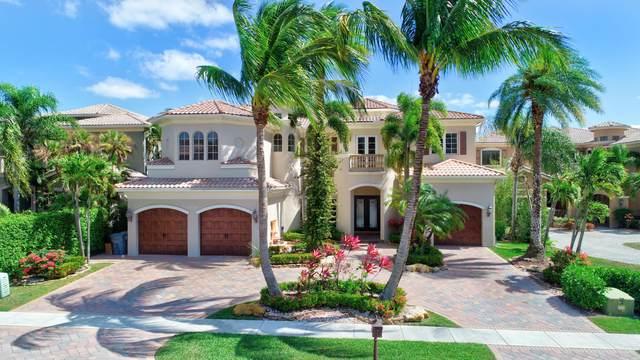 17541 Circle Pond Court, Boca Raton, FL 33496 (MLS #RX-10697454) :: Castelli Real Estate Services