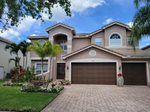 9547 Barletta Winds Point, Delray Beach, FL 33446 (MLS #RX-10697464) :: Castelli Real Estate Services