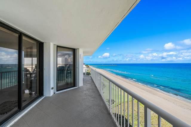 3170 S Ocean Boulevard 703N, Palm Beach, FL 33480 (#RX-10697473) :: The Rizzuto Woodman Team