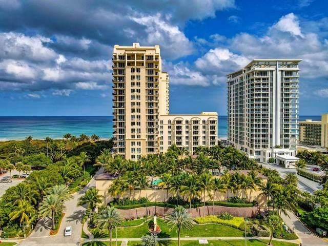 3800 N Ocean Drive #616, Singer Island, FL 33404 (#RX-10697483) :: Signature International Real Estate