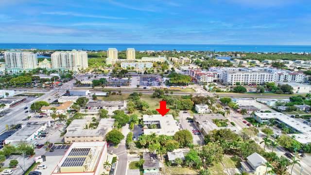 306 NE 1st Avenue #102, Boynton Beach, FL 33435 (#RX-10697488) :: Treasure Property Group