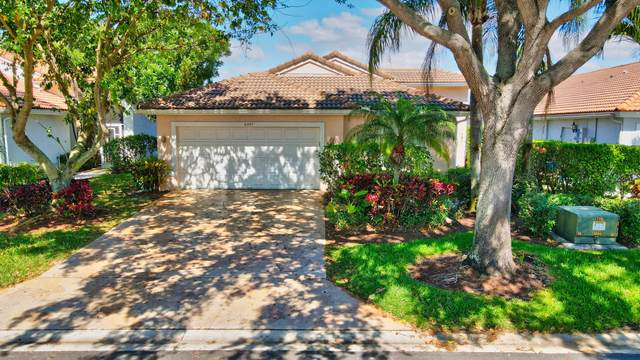 6247 Grand Cypress Circle, Lake Worth, FL 33463 (#RX-10697493) :: Treasure Property Group