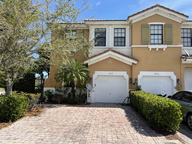 1717 SW Umbria Street, Port Saint Lucie, FL 34953 (#RX-10697505) :: Ryan Jennings Group