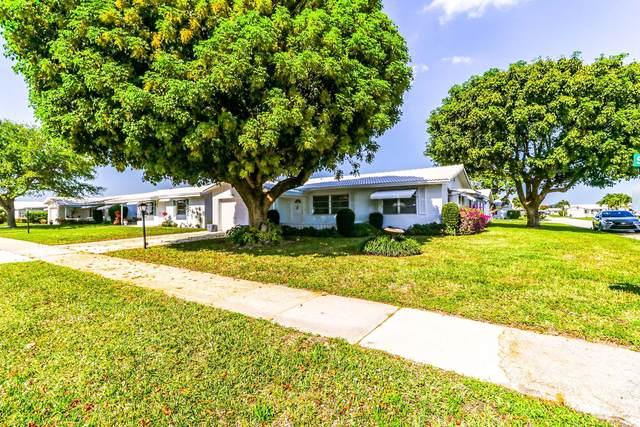 530 SW 18th Street, Boynton Beach, FL 33426 (MLS #RX-10697513) :: The Jack Coden Group