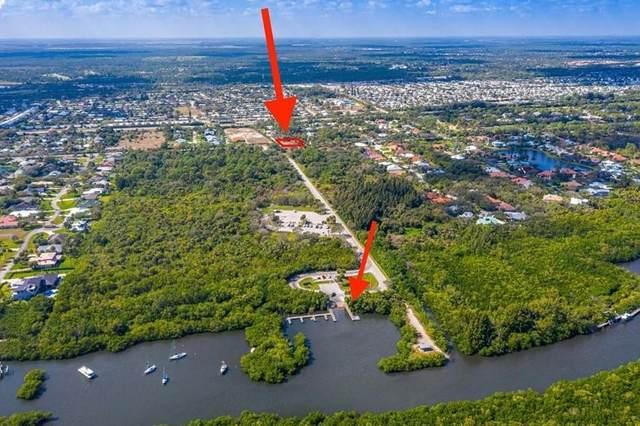 8550 SE Gomez Avenue, Hobe Sound, FL 33455 (#RX-10697516) :: Baron Real Estate