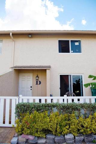 1705 NW 80th Avenue D, Margate, FL 33063 (#RX-10697519) :: Treasure Property Group