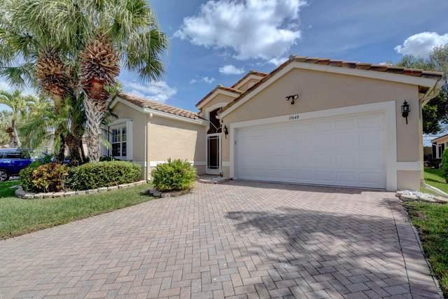 11640 Dove Hollow Avenue, Boynton Beach, FL 33437 (#RX-10697521) :: Treasure Property Group