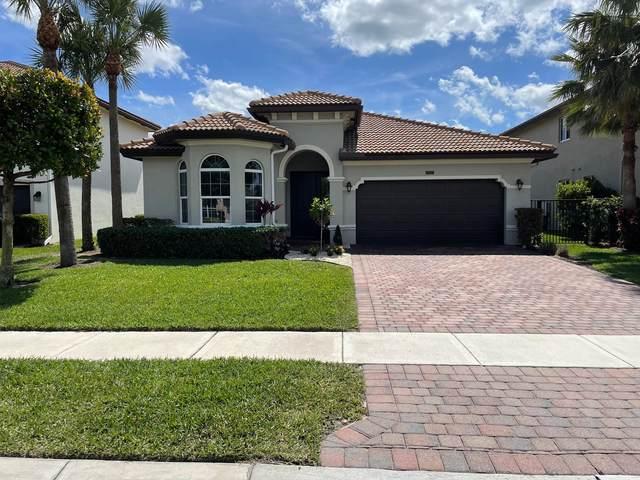 4974 Manchia Drive, Lake Worth, FL 33463 (MLS #RX-10697525) :: Berkshire Hathaway HomeServices EWM Realty
