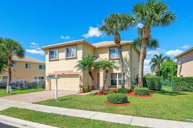 1806 Magliano Drive, Boynton Beach, FL 33436 (#RX-10697528) :: Treasure Property Group