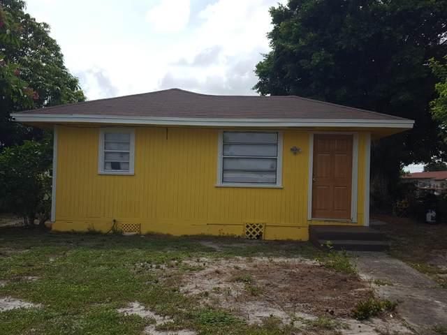 1512 S K Lane, Lake Worth Beach, FL 33460 (#RX-10697531) :: Treasure Property Group