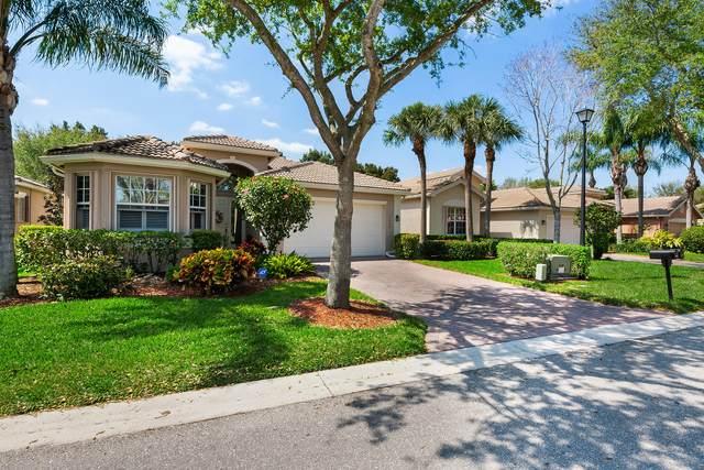 10585 Fawn River Trail, Boynton Beach, FL 33437 (#RX-10697533) :: Treasure Property Group