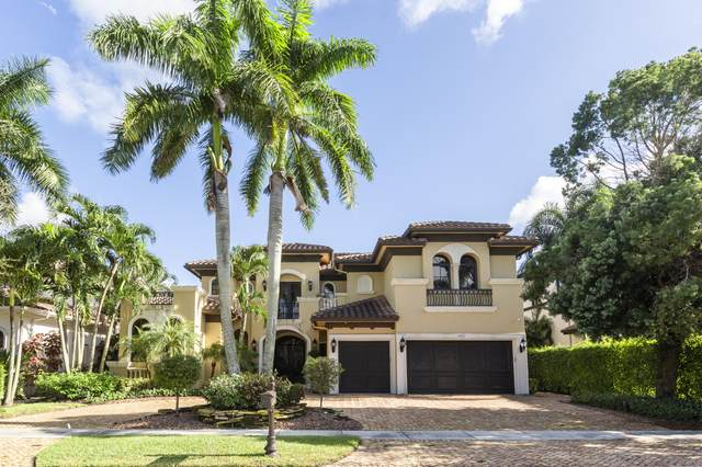 17690 Middlebrook Way, Boca Raton, FL 33496 (MLS #RX-10697543) :: The Jack Coden Group