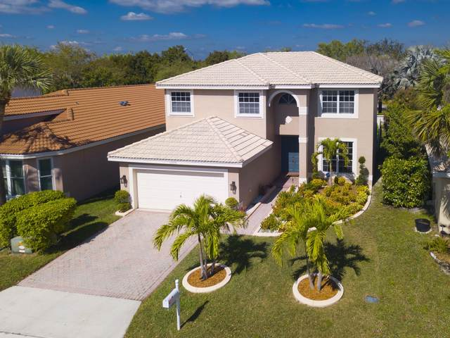 11853 NW 55th Street, Coral Springs, FL 33076 (#RX-10697565) :: Treasure Property Group