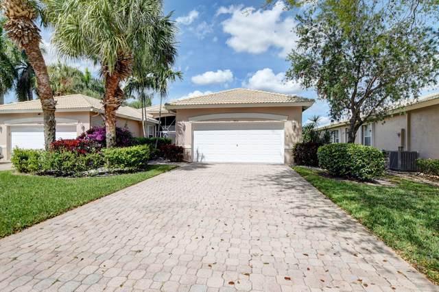 9802 N Crescent View Drive N, Boynton Beach, FL 33437 (#RX-10697566) :: Treasure Property Group
