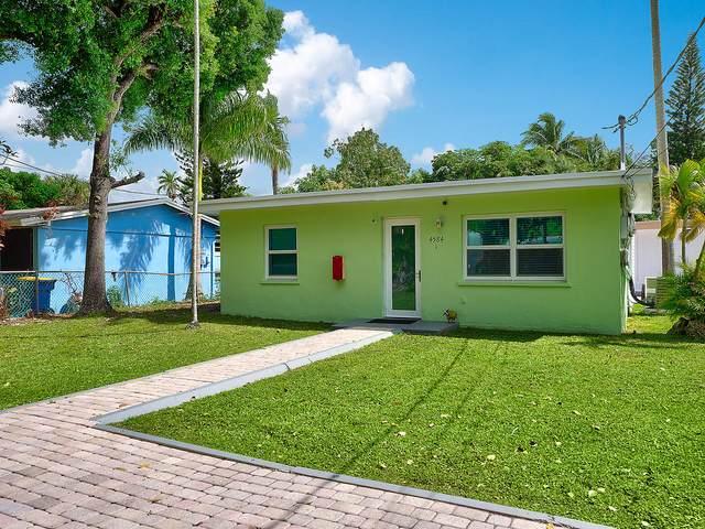 4584 SW 29th Terrace, Fort Lauderdale, FL 33312 (MLS #RX-10697573) :: Castelli Real Estate Services