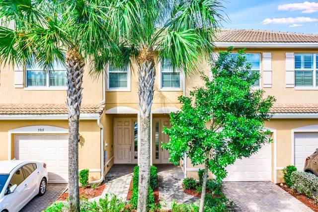 5917 Monterra Club Drive, Lake Worth, FL 33463 (MLS #RX-10697594) :: Berkshire Hathaway HomeServices EWM Realty