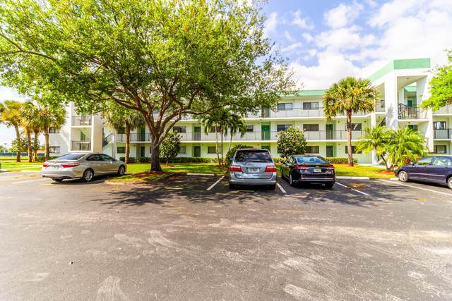 15365 Lakes Of Delray Boulevard #204, Delray Beach, FL 33484 (#RX-10697598) :: Signature International Real Estate