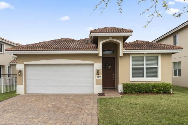 2477 SW Liberty Street, Palm City, FL 34990 (MLS #RX-10697600) :: Castelli Real Estate Services