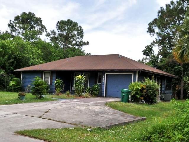 344 SW Prima Vista Boulevard, Port Saint Lucie, FL 34953 (MLS #RX-10697640) :: Castelli Real Estate Services
