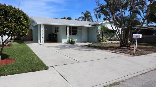 1820 N J Street N, Lake Worth Beach, FL 33460 (#RX-10697651) :: Posh Properties