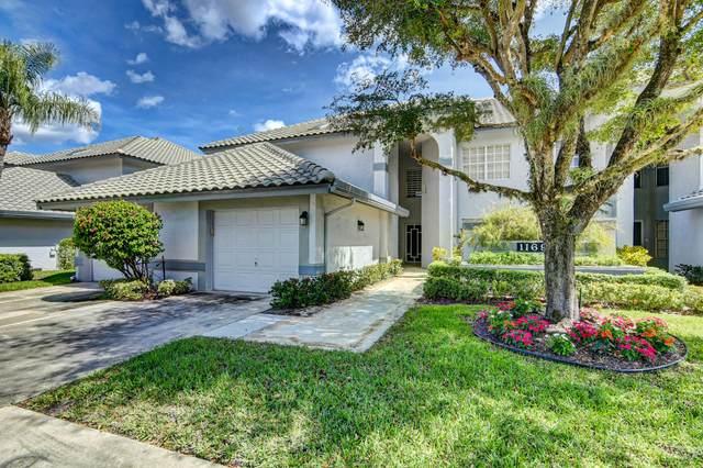 11691 Briarwood Circle #3, Boynton Beach, FL 33437 (MLS #RX-10697655) :: The Jack Coden Group